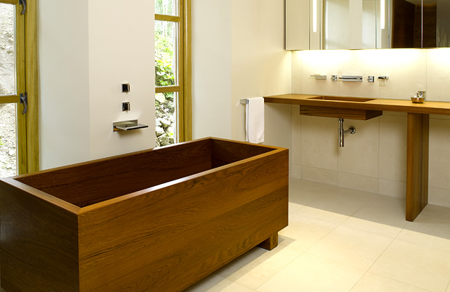 Luxury Designer Bathrooms