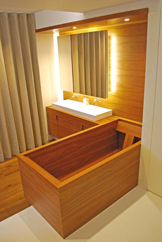 Why Have A Wooden Bath William Garvey Furniture Designers Makers